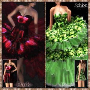 Schoen - Pure & Dark - 100% - Saya Littlething