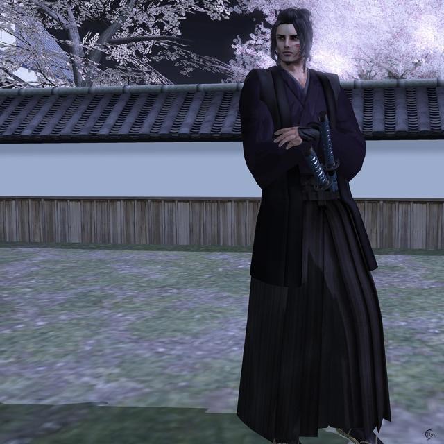 TENSHO (Haori+Kimono+Hakama) i-ro-ha-ni-ho-he