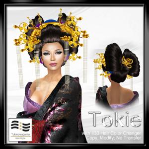 __Tukinowaguma Hair Style__Tokie 15%Kateforster Akina